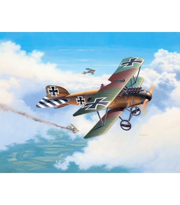 Albatros D.III, Model Set