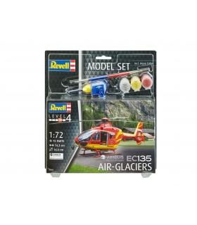 Set EC 135 Air-Glaciers, Model Set