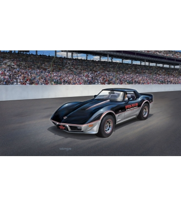 '78 Corvette Indy Pace Car, Model Set