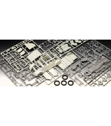 Citroen 2 CV Cocorico, Model Set