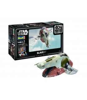 "Slave I-40th Anniversary ""The Empire strikes back"", Gift Set"