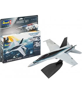 Maverick's F/A-18 Hornet 'Top Gun: Maverick' easy-click, Model Set