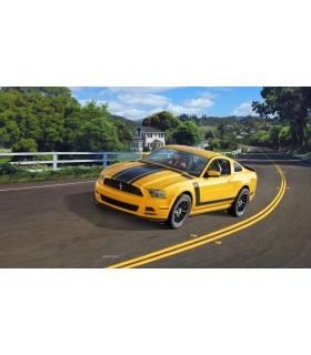 2013 Ford Mustang Boss 302, Model Set