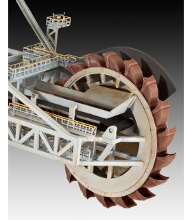 Bucket wheel excavator 289, Limited Edition