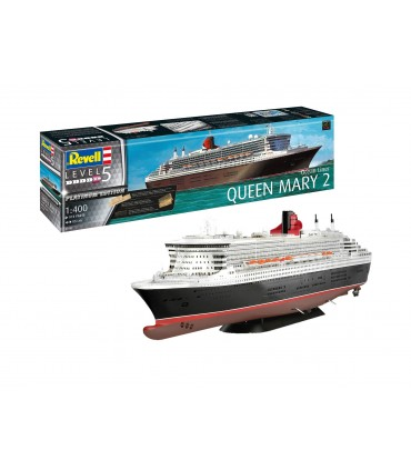 Queen Mary 2, Platinum Edition
