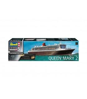 Queen Mary 2, Platinum Edition