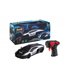 RC Car Lamborghini Police