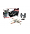 X-Wing Fighter & TIE Fighter, Collector Set