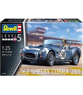 '62 Shelby Cobra 289, Revell 07669