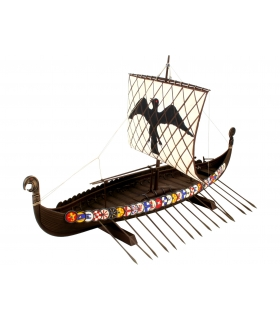 Viking Ship, Model Set