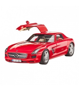 Mercedes-Benz SLS AMG, Model Set