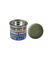 Dark Green Mat, 14 ml