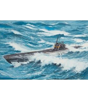German submarine type VII C/41 Atlantic version