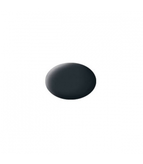 Aqua Anthracite Grey Mat, 18 ml