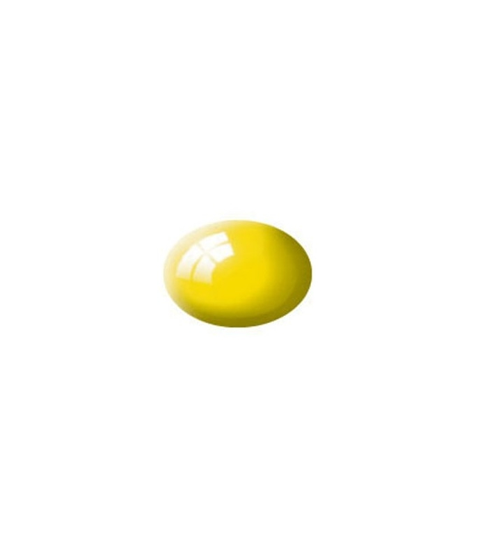 Aqua Yellow Gloss, 18 ml