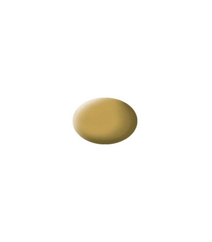 Aqua Sandy Yellow Mat, 18 ml