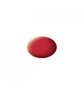 Aqua Carmine Red Mat, 18 ml