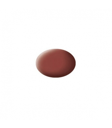 Aqua Reddish Brown Mat, 18 ml