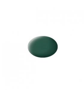 Aqua Dark Green Mat, 18 ml