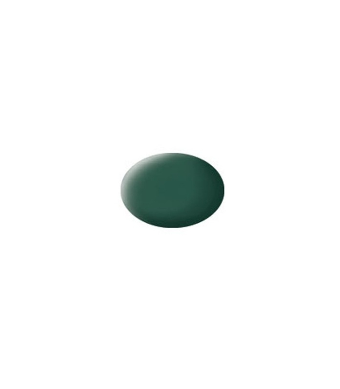 Aqua Dark Green Mat, 18 ml