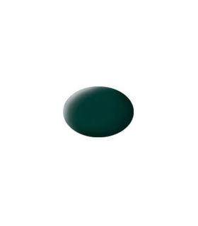 Aqua Black-Green Mat, 18 ml