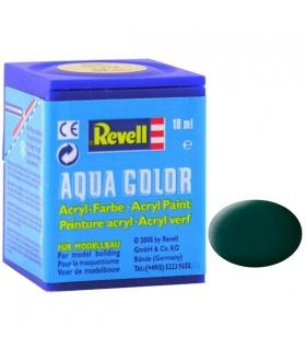 Aqua Black-Green Mat, 18 ml