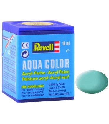 Aqua Light Green Mat, 18 ml