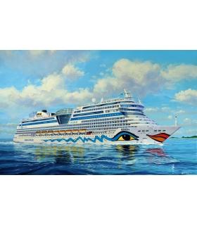 Cruiser Ship AIDAblu, AIDAsol, AIDAmar, AIDAstella
