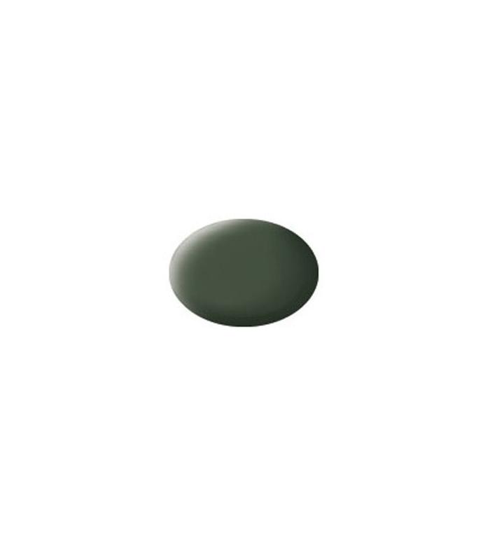 Aqua Bronze Green Mat, 18 ml