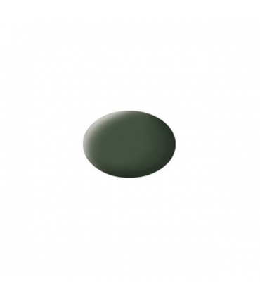 Aqua Bronze Green Mat, 18 ml