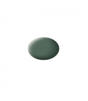 Aqua Greenish Grey Mat, 18 ml