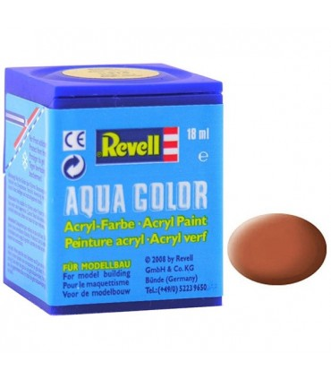 Aqua Brown Mat, 18 ml