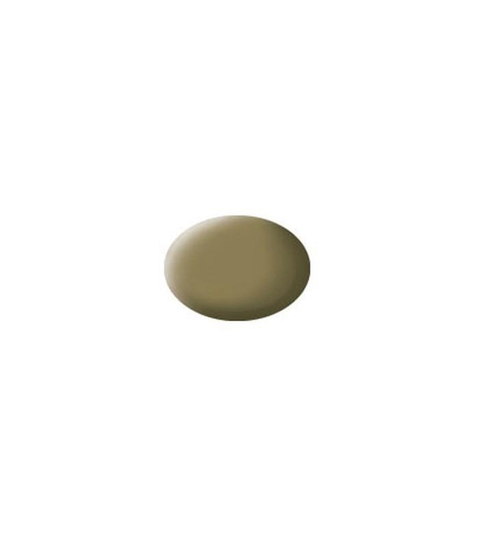 Aqua Olive Brown Mat, 18 ml