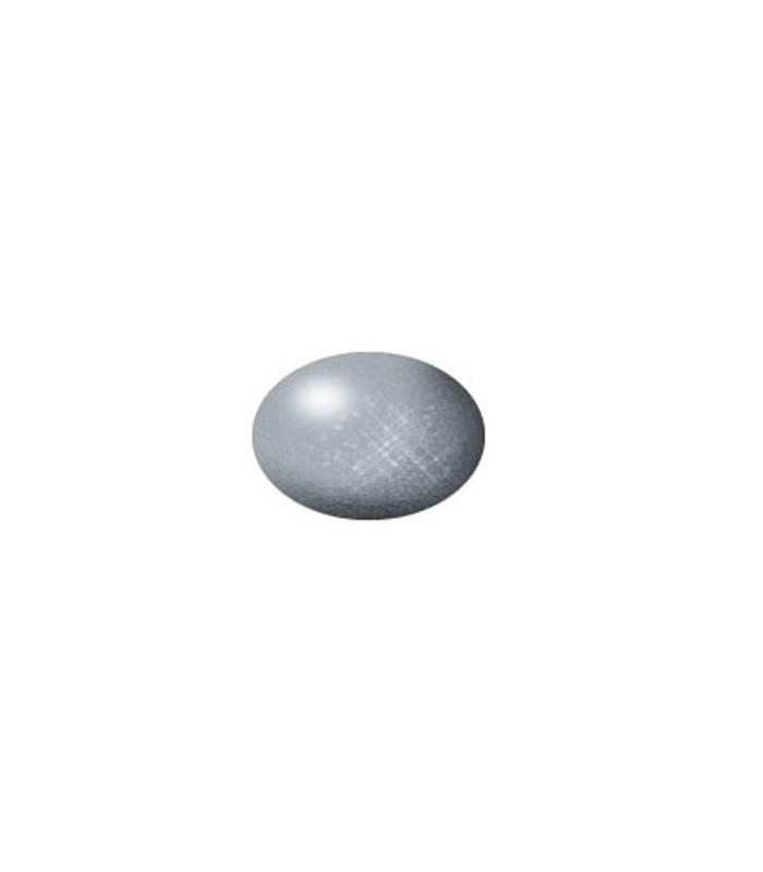 Aqua Silver Metallic, 18 ml