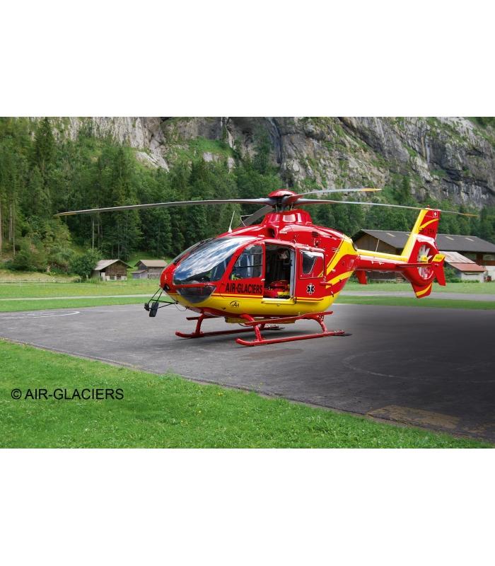Airbus EC135 AIR-GLACIERS