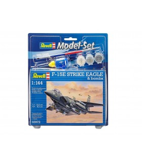 F-15E STRIKE EAGLE & bombs, Model Set