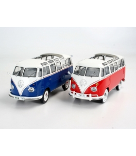 Volkswagen T1 SAMBA BUS, Model Set