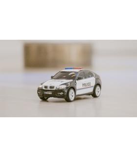 BMW X6 Police
