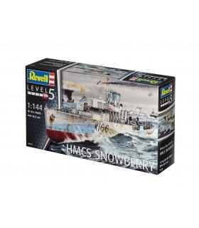 Flower Class Corvette HMCS SNOWBERRY