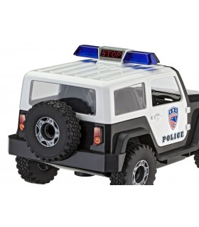 Vehicul De Politie Offroad