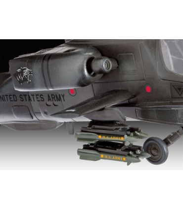 AH-64A Apache, Model Set