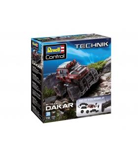 Construction RC Car DAKAR
