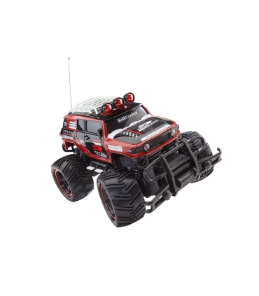 Construction RC Car DAKAR
