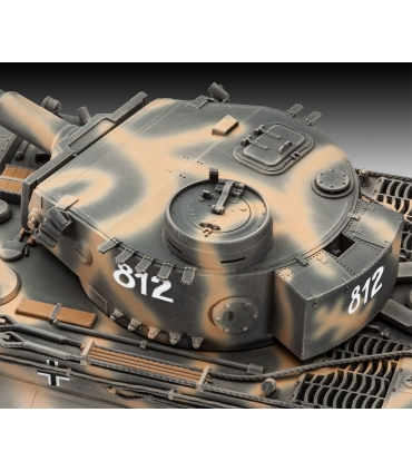 Tiger I Ausf.E 75th Anniversary, Gift Set