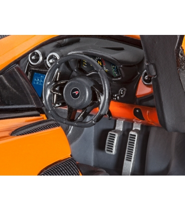 McLaren 570S, Model Set