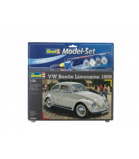 VW Beetle Limousine 1968, Model Set