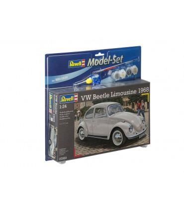 VW Beetle Limousine 1968, Model Set