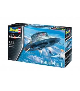 Flying Saucer Haunebu II