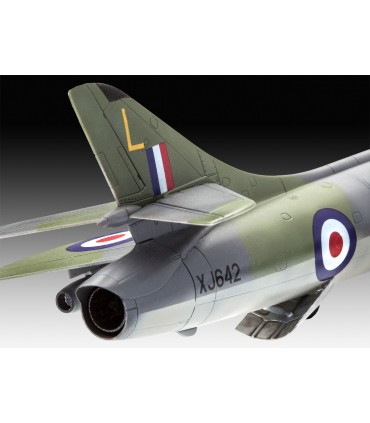 British Legends: Hawker Hunter FGA.9