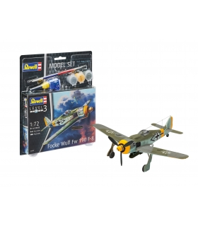 Focke Wulf Fw190 F-8, Model Set